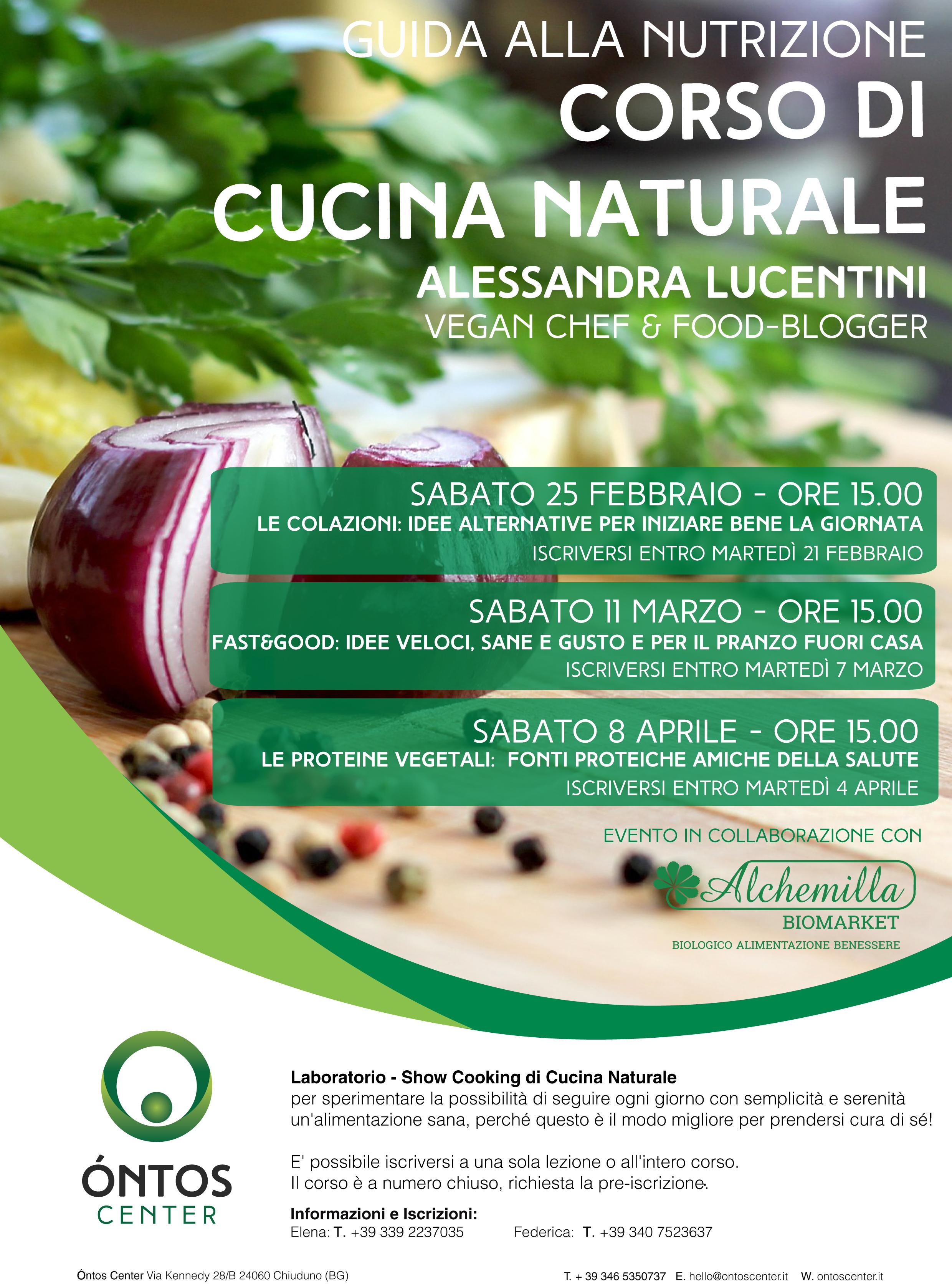 eventi e corsi di cucina | potere ai fornelli - Corso Cucina Bergamo