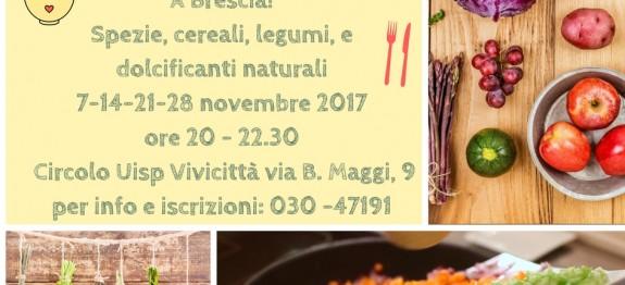 Corso cucina naturale UISP